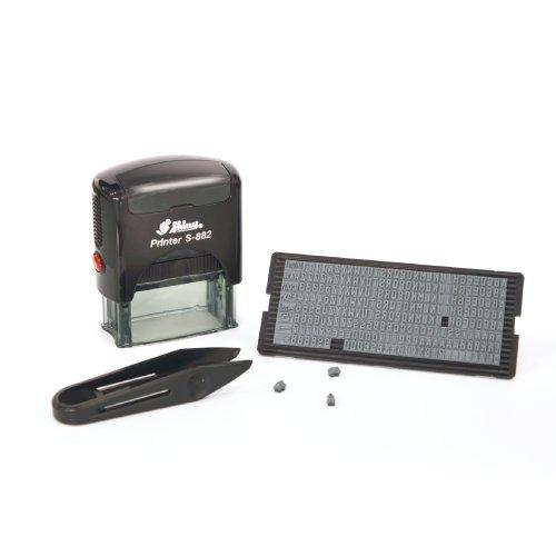 shiny-s-882-tampon-encreur-personnalise-avec-cassette-dencrage-3-lignes-de-texte-hauteur-de-caracter