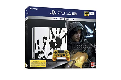 PS4 Pro 1 To G + Death Stranding