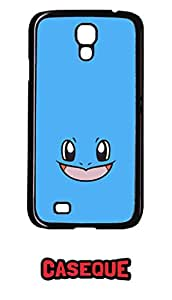 Caseque Squirtle Blue Back Shell Case Cover for Samsung Galaxy S4
