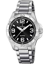 4b3d57d100ce Reloj Festina Caballero Acero