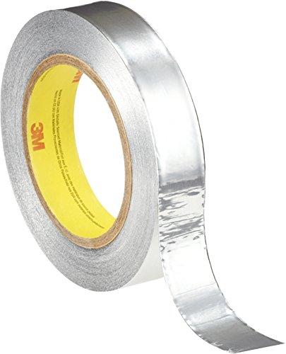 3M 431 70-0063-8542-4 Aluminium-Klebeband Silber (L x B) 55m x 50mm 1 Rolle(n)