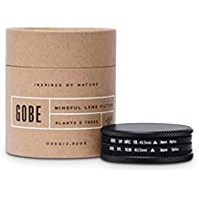 Gobe - Kit de Filtros 40.5mm: UV + CPL Polarizador