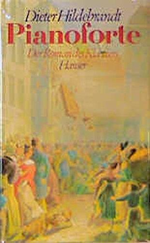 Buchseite und Rezensionen zu 'Pianoforte' von Dieter Hildebrandt