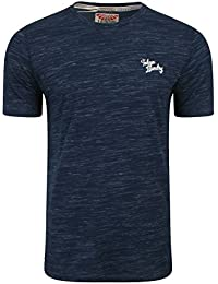 Mens Tokyo Laundry Nome Lake Designer Casual Crew Neck T-Shirt