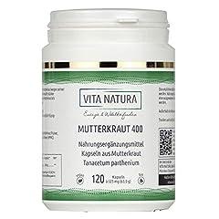 Vita Natura 400 mg