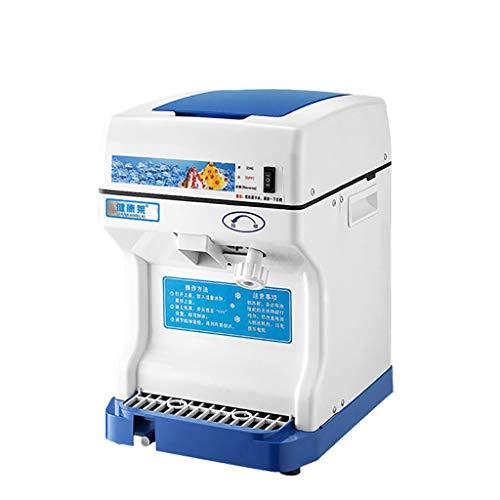 Ice Shaver/Rasur/Crusher Schneekegelmaschine, Tischgerät, 1400 RMS Moderne kommerzielle Elektro, 264lbs, 250W, 350 Circle/Min, für Partys