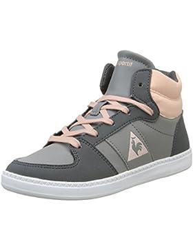 Le Coq Sportif Unisex-Kinder Rebond Mid Gs S Sneakers