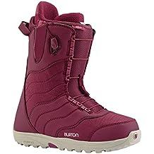 Burton Mint, Botas de snowboard Mujer, Rojo (Cabernet), 40 EU (6 UK) (8 US)
