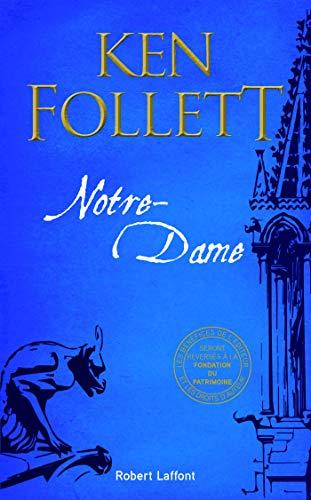 Notre-Dame (French Edition) eBook: Ken FOLLETT, Odile DEMANGE ...