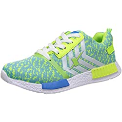 Sparx Women Running Shoes (Green, White) (Sl-83) (5 UK)