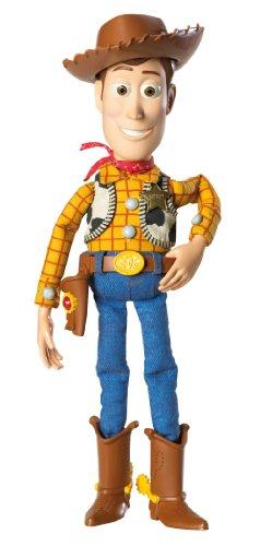 Disney Toy Story - Muñeco Electrónico Woody (Mattel T0517)