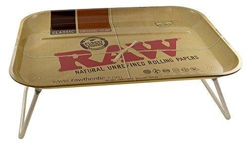 RAW Dinner LAP Rolling Tray XXL by RAW