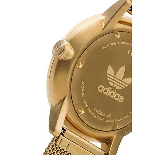 Adidas by Nixon Reloj Analogico para Hombre de Cuarzo con Correa en Acero  Inoxidable Z04-502-00 … 54e6956e038