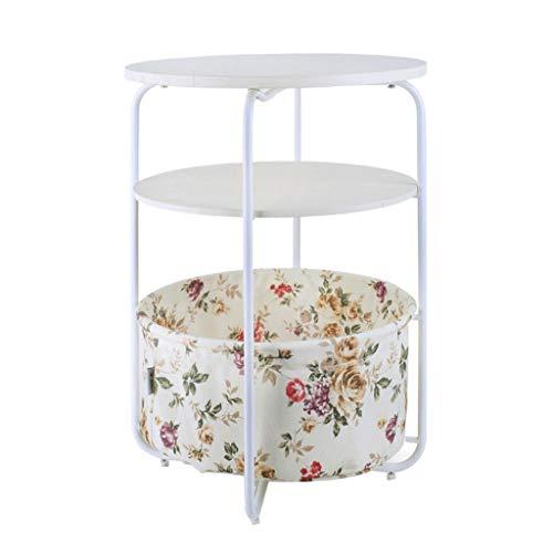 Table à thé Mini-Table Simple à Quelques Coins du canapé du Salon Table de Chevet Moderne