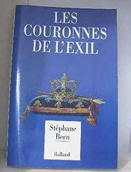 Les couronnes de l'exil                                                                       122997