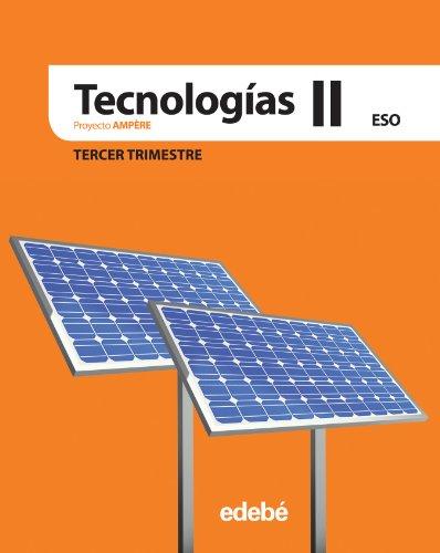 Proyecto ampère, tecnologías, 2 eso