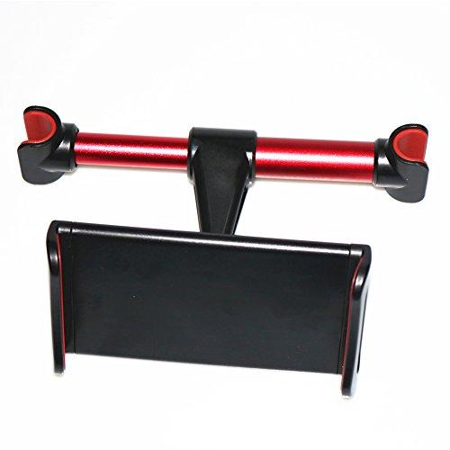 ruick Auto Kopfstütze Halterung 360° drehbar Universal für 4,4bis 27,9cm iPad Tablet Handy (Monitor Kopfstütze Ipad)