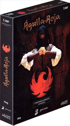 Aguila Roja Digibook (5 DVD)