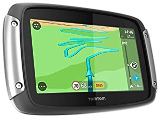 TomTom Rider 40Car Pack de Moto pour GPS, Carte d 'Europe Occidentale, Support Voiture Incluse, Noir/Anthracite (B010UGQ19C) | Amazon Products