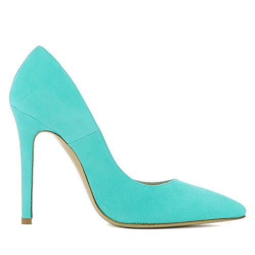 Shoes Turchese Scarpe donna Mia tacco col Evita pzdxqB8fq