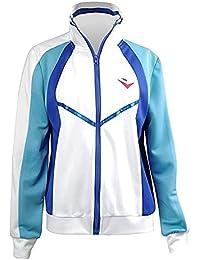 ¡Jeylu gratis! Iwatobi Swim Club Haruka Nanase Iwatobi alta escuela uniforme disfraz