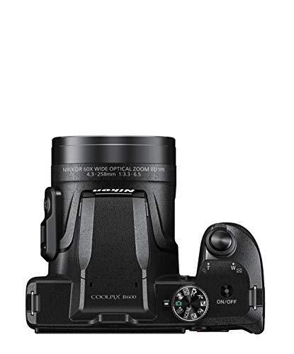 Nikon Coolpix B600 (Black)