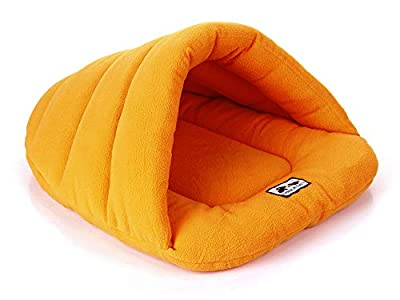GWM Pet Bed Soft Warm Dog House Sleeping Bag Mat Cushion Cat's Nest,58x68 cm from GWM