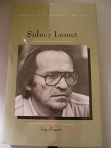 Sidney Lumet (Twayne's filmmakers series) por Jay Boyer