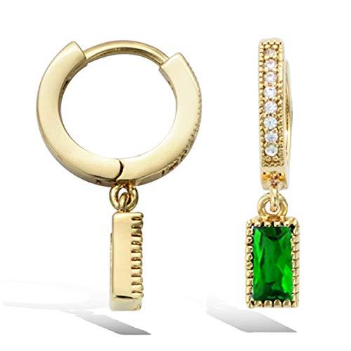 2fddde2656a5 Les Trésors De Lily  P1200  - Criollos chapado oro  Sissi  verde esmeralda