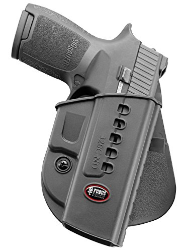 Fobus Holster verdeckte Trage retention paddle Halfter für Sig Sauer P320 Full Size & Compact - alle Kaliber, P250 Compact