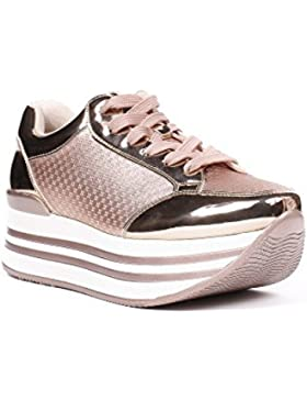 Ideal Shoes ,  Sneaker donna