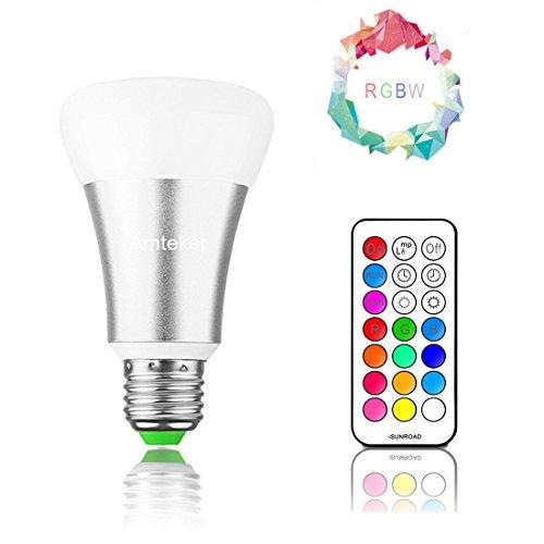 lampadina multicolori