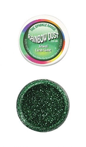 rainbow-dust-sparkle-cake-decorating-glitter-jewel-lush-lime