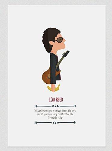 Lou Reed. (Stampe