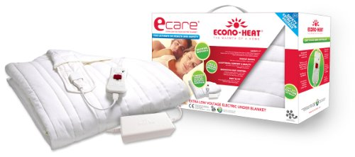 eCare EB183D Extra Low Voltage Electric Blanket Single/ King Size