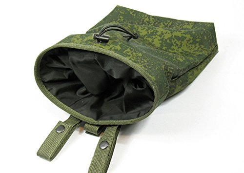 MOLLE tactical Dump mag Recovery Pouch tactic magazine EMR pixel