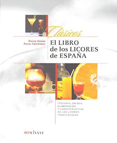 Libro de los licores de España
