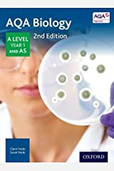 AQA Biology A Level Year 1 Student Book Paperback