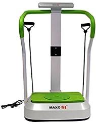 MAXOfit® Plateforme vibrante MF-26 avec écran et poignées. Pour accroître votre force musculaire et affiner votre silhouette (66009)