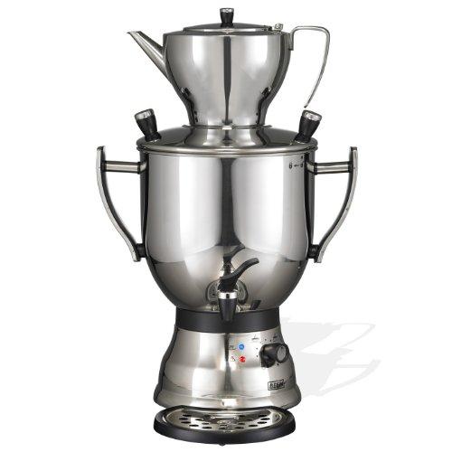 Beem-Samowar-3003-Wasserkocher-Edelsahl-3-Liter-schwarz