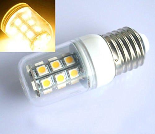 Preisvergleich Produktbild E27 27 5050 SMD LED Leuchte Lampe Beleuchtung Birne Warmweiß 3300K 230V