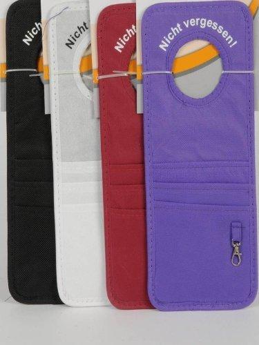 Preisvergleich Produktbild Business Türhänger Doorganizer von Conny Clever® Lieferfarbe pink