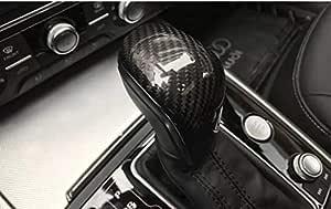 Vollcarbon Echt Carbon Schaltknauf Schalthebel Knauf Passend Für A6 A7 S6 S7 A6l Auto