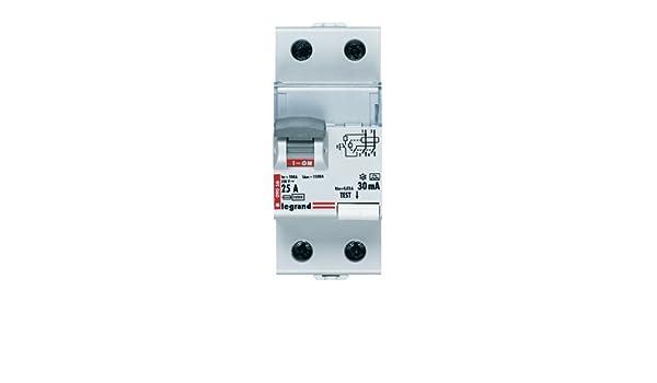 Legrand 009056 FI 25A 2P 30MA TYP A: Amazon.de: Gewerbe, Industrie ...