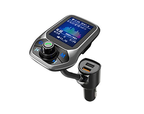 tter/kabelloses Auto-Ladegerät/USB-Aufladung/Private Answer/Stereomusik/Freisprechen/Bluetooth-Wiedergabe/One-Click-Voice/Navigationskarte/Eingebautes Mikrofon ()