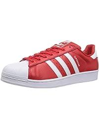 best sneakers 03495 5dd39 Adidas Superstar Uomo US 10.5 Rosso Scarpe ginnastica