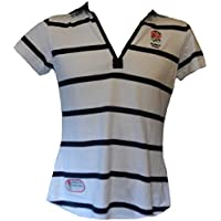 England Rugby Ladies Carry Them Home Polo (Size 8)