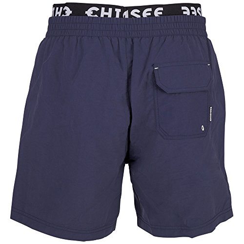 Chiemsee Herren Semi Fixed Swimshorts Livian Peacoat