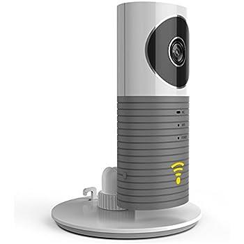 Tsing DOG-1W-Grey Dog-1W Wifi 720P Moniteur bébé sans fil Gris
