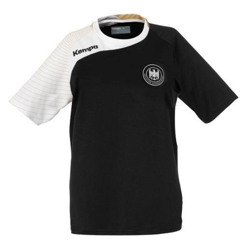 Kempa T-Shirt DHB Circle Replika, Schwarz, XXL, 2003032011630